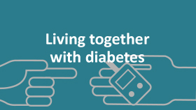 Living together with diabetes